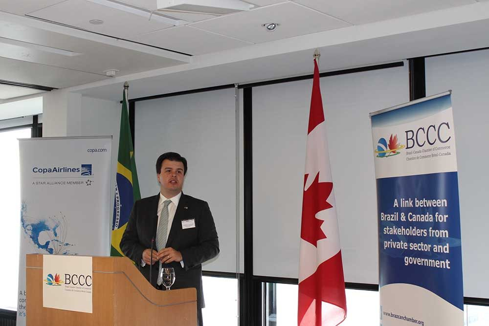 Brazilian Minister of Mines & Energy, Fernando Coelho