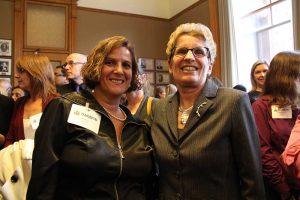 3- Premier KathleenW & CEO LeilaMLins