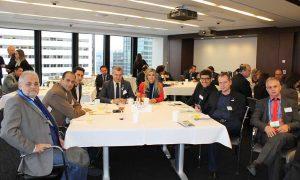 State of Mato Grosso's representatives at BCCC event